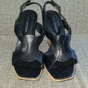 Via Spiga strap sandals